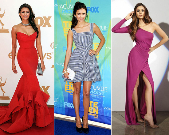 Nina dobrev weight gain 2018